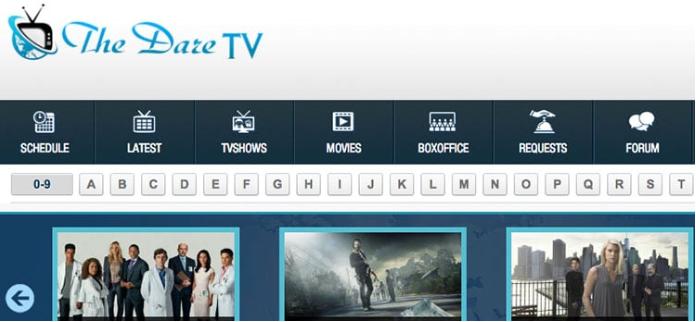 The Dare Wall TV